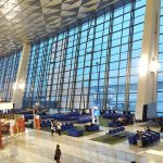 Boarding Lounge at Jakarta Soekarno-Hatta Airport Terminal 3