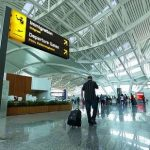 I Gusti Ngurah Rai Airport Bali Departure Hall