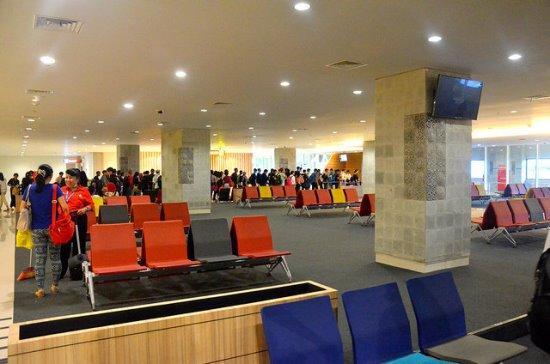 I Gusti Ngurah Rai Airport Bali Domestic Departure Hall