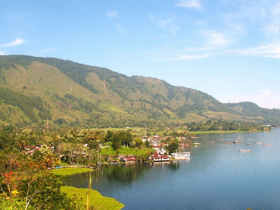 Lake Toba and Samosir Island