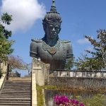 Wisnu Monument at Garuda Wisnu Kencana Bali