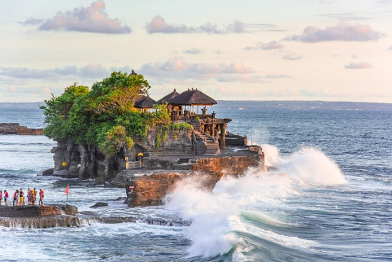 You now know where is Tanah Lot Bali