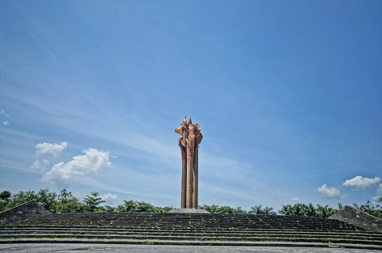 Bandung Travel Guide Bandung Lautan Api Monument
