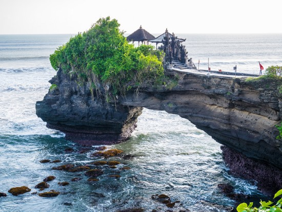 Best shot of Pura Tanah Lot Bali
