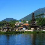 Bratan Lake and Ulun Danu Bratan