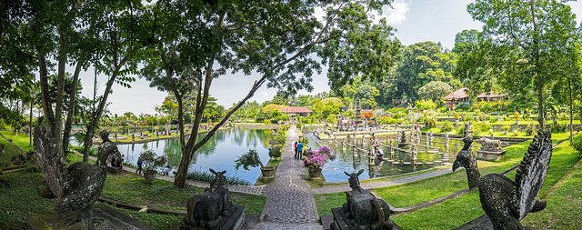 Tirta Gangga Royal Water Garden: Indonesia Travel Guide
