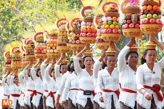 Mapeed Alas Kedaton ceremony