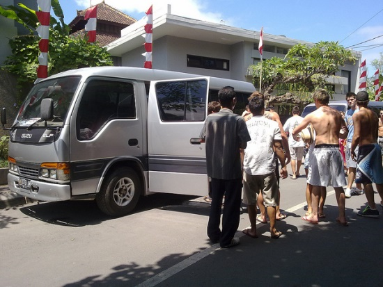 Minibus Car Rental in Indonesia