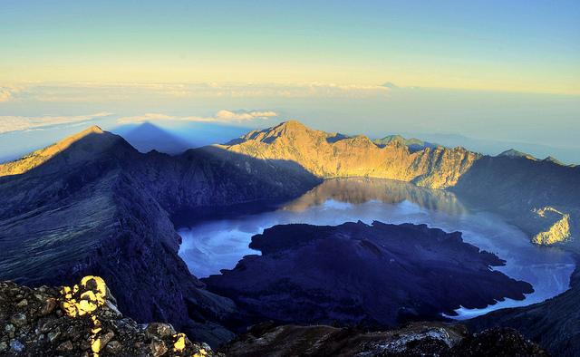 Lombok Travel Guide Mount Rinjani