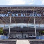 Mutiara Airport Palu Main Entrance