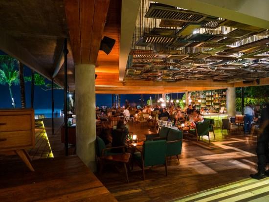 Potato Head Beach Club and restaurant