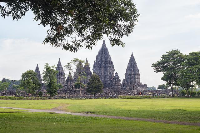 Beatiful Prambanan Temple
