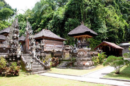 Small temples at Gunung Kawi Temple