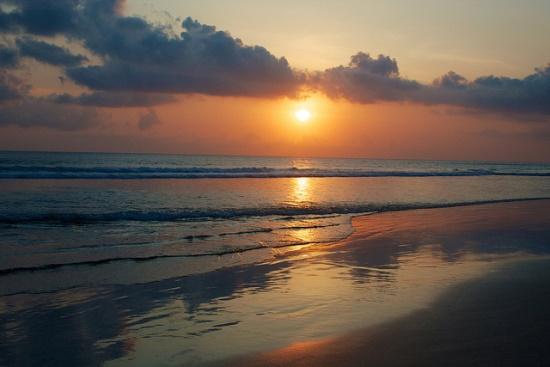 Sunset at Gili Trawangan Lombok