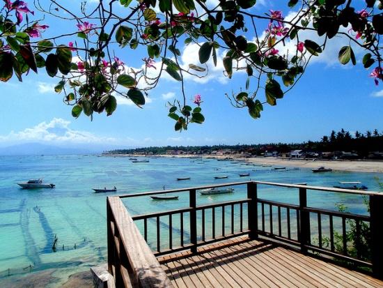 This is Nusa Penida Bali