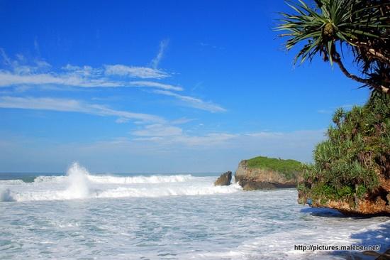 Yogyakarta Travel Guide Gunung Kidul Kukup Beach