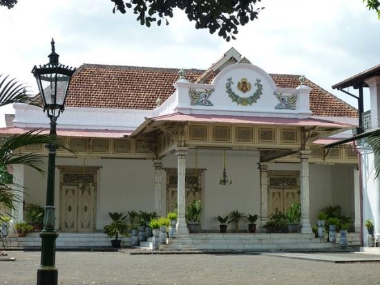 Yogyakarta Travel Guide Keraton Yogyakarta